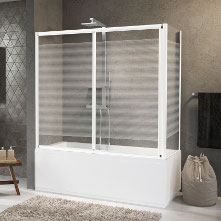 Bath screen