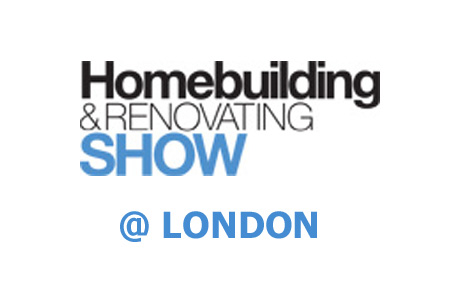 HOMEBUILDING & RENOVATION SHOW @ LONDON