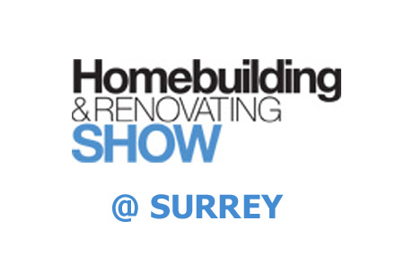 HOMEBUILDING & RENOVATION SHOW @ SURREY