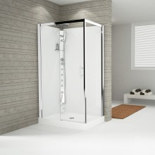 Shower cubicles - Cristallo 2