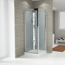 Shower cubicles - Cristallo 2 GF80