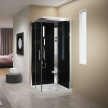 Shower cubicles - Crystal A100X70
