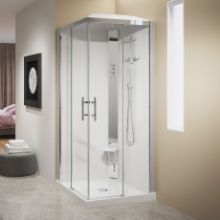 Shower cubicles - Crystal A80