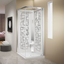 Shower cubicles - Crystal G90