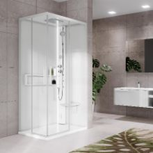 Shower cubicles - Glax 2 2.0 A