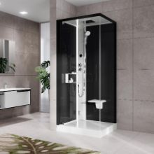 Shower cubicles - Glax 2 2.0 G+F