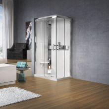 Shower cubicles - Glax A100X70