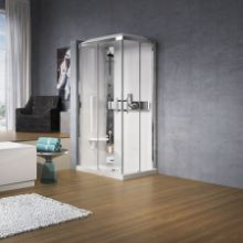 Shower cubicles - Glax A100X80