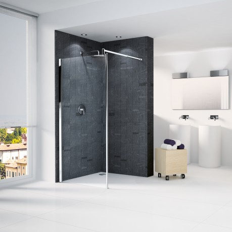 Shower spaces - Go