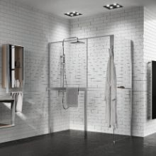 Shower spaces - Kuadra H+H Frame