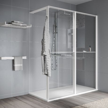 Shower spaces - Kuadra HWL Frame