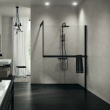 Shower spaces - Kuadra H - Kit Frame