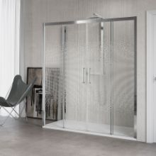 Shower enclosures - Kuadra 2A+F