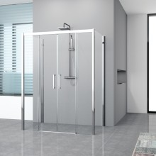 Shower enclosures - Kuadra 2A+F+F