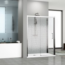 Shower enclosures - Kuadra 2P+F