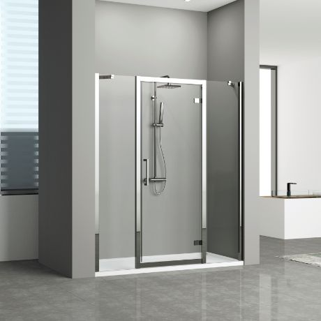 Shower enclosures - Kuadra G+2F in line
