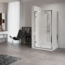 Shower enclosures - Kuadra G+F