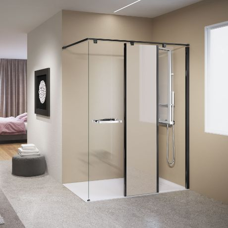 Shower spaces - Kuadra H11
