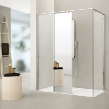 Shower spaces - Kuadra H12