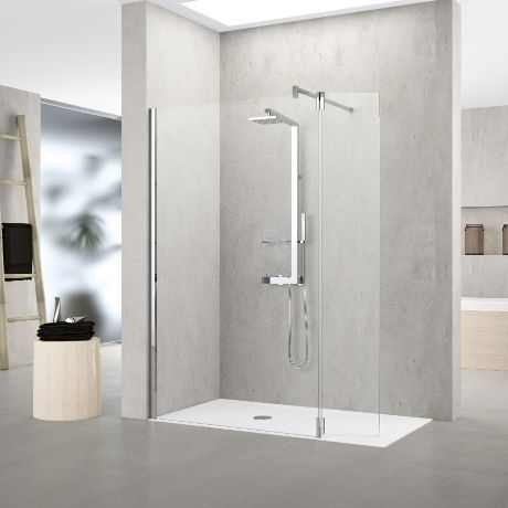Shower spaces - Kuadra H2