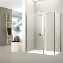 Shower spaces - Kuadra H7
