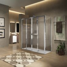 Shower enclosures - Lunes 2.0 2A