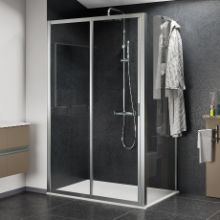 Shower enclosures - Lunes 2.0 2P+F