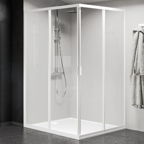 Shower enclosures - Lunes 2.0 A