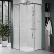 Shower enclosures - Lunes 2.0 AH