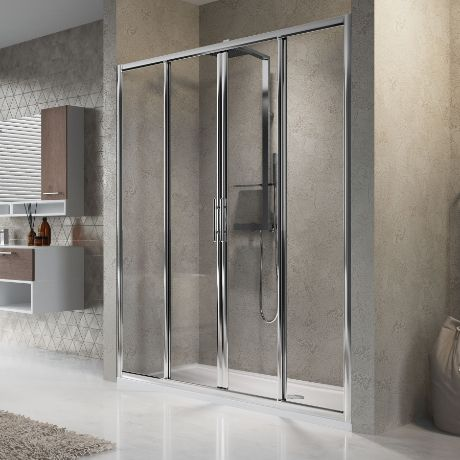 Shower enclosures - Lunes 2A