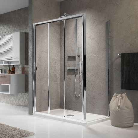 Shower enclosures - Lunes P+F