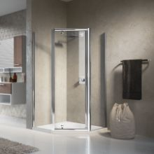 Shower enclosures - Lunes Pentagono G