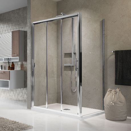 Shower enclosures - Lunes P