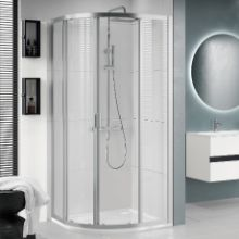 Shower enclosures - Lunes 2.0 R