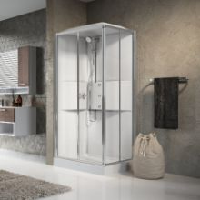 Shower cubicles - Media 2.0 A100X80