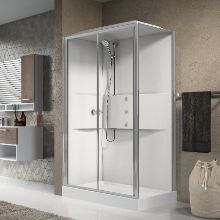 Shower cubicles - Media 2.0 2P120X80