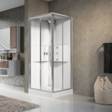 Shower cubicles - Media 2.0 A80