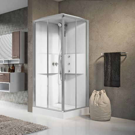 Shower cubicles - Media 2.0 A90