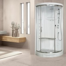Shower cubicles - New Holiday R115 hydro