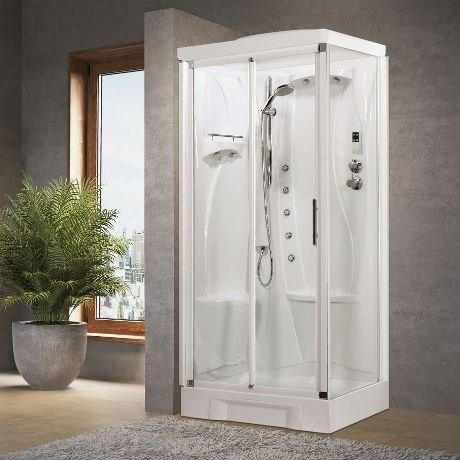 Shower cubicles - New Holiday 2P100X70