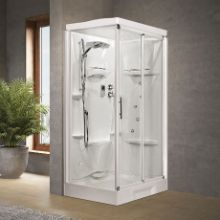 Shower cubicles - New Holiday 2P 120x80 hydro