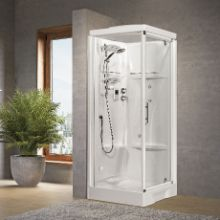 Shower cubicles - New Holiday GF80/90 hydro