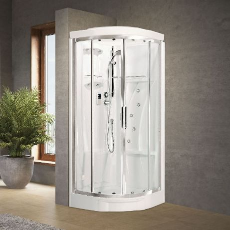 Shower cubicles - New Holiday R90